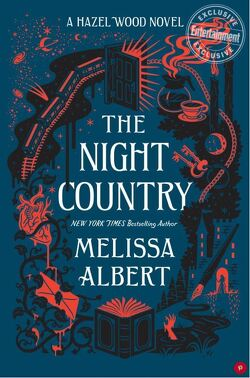 Couverture de Hazel Wood, Tome 2 : The Night Country
