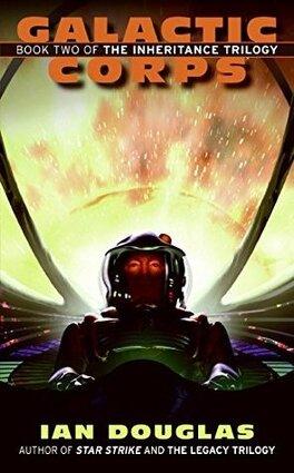 Couverture du livre : Inheritance, Tome 2 : Galactic Corps