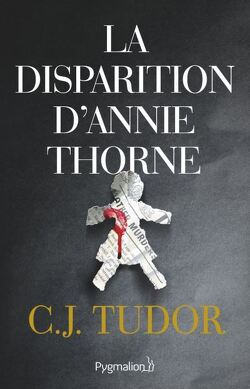Couverture de La disparition d'Annie Thorne