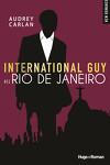 couverture International Guy, Tome 11 : Rio de Janeiro