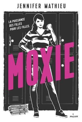 Couverture du livre : Moxie