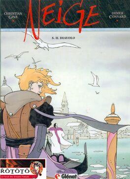 Couverture du livre : Neige, Tome 5 : Il Diavolo