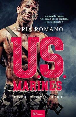 Couverture du livre : U.S. Marines, Tome 3 : La trêve de minuit