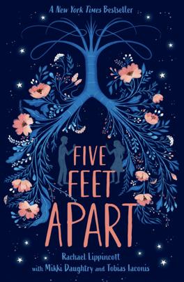 Couverture du livre : À cinq pieds de toi