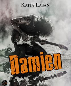 Couverture de Damien