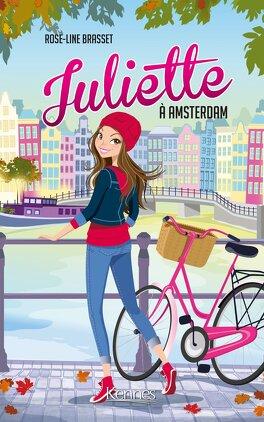Couverture du livre : Juliette à Amsterdam Tome 4