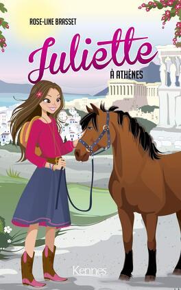 Couverture du livre : Juliette à Athènes