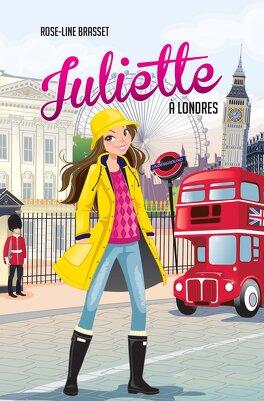Couverture du livre : Juliette à Londres