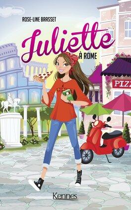 Couverture du livre : Juliette à Rome
