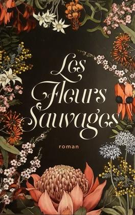 Couverture du livre : Les fleurs sauvages