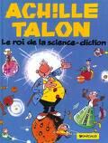 Achille Talon, Volume 10 : Le roi de la science-diction
