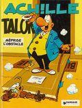 Achille Talon, Volume 8 : Achille Talon méprise l'obstacle