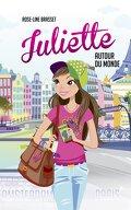 Juliette autour du monde : Paris et Amsterdam