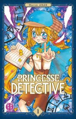 Couverture de Princesse détective, Tome 1