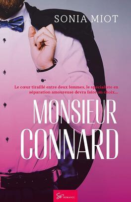 Couverture du livre : Monsieur Connard