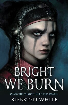 Couverture du livre : The Conquerors Saga, tome 3 : Bright We Burn