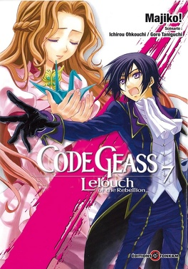 Couverture du livre : Code Geass - Lelouch of the Rebellion - Tome 7