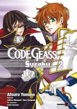 Couverture du livre : Code Geass - Suzaku of the Counterattack 2