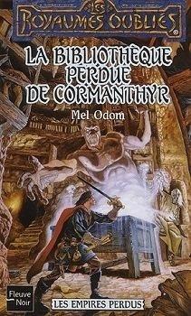 Couverture du livre : La bibliothèque perdue de Cormanthyr