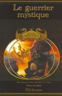 Couverture du livre : Les Cantiques de Bronze Tome 1 : Le guerrier mystique