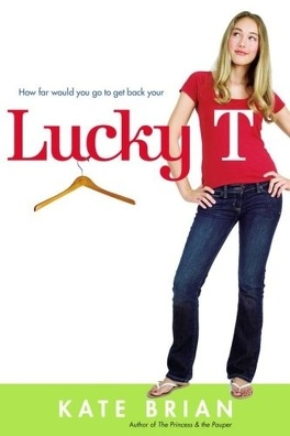 Couverture du livre : Lucky t