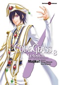 Code Geass - Lelouch of the Rebellion - Tome 8