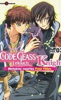 Code Geass - Knight for Girls Vol 3