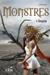 couverture Monstres, tome 1 : Gorgone