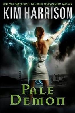 Couverture du livre : Rachel Morgan, Tome 9 : Pale Demon