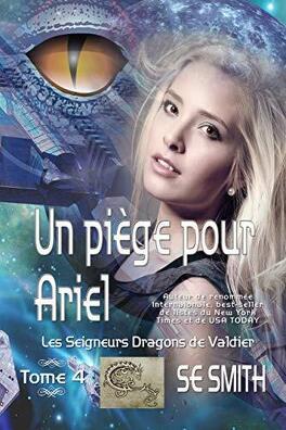 Couverture du livre : Dragon Lords of Valdier, Tome 4 : Ambushing Ariel