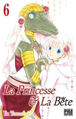 Couverture du livre : La Princesse et la Bête, Tome 6