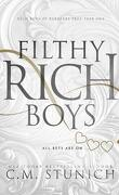Rich Boys of Burberry Prep, Tome 1 : Filthy Rich Boys