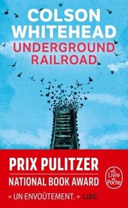 Couverture du livre : Underground Railroad