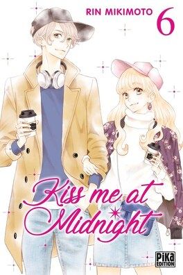 Couverture du livre : Kiss me at midnight, tome 6