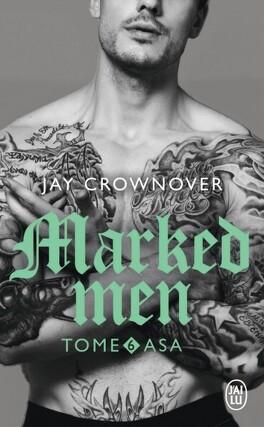 Couverture du livre : Marked Men, tome 6 : Asa