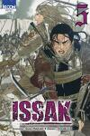 couverture Issak, Tome 5