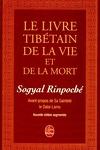 couverture Le livre tibétain de la vie et de la mort