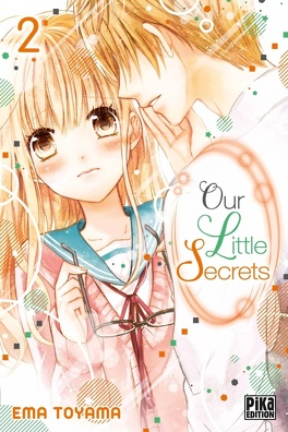 Couverture du livre : Our Little Secrets, Tome 2