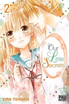 Couverture du livre : Our Little Secrets, Tome 2
