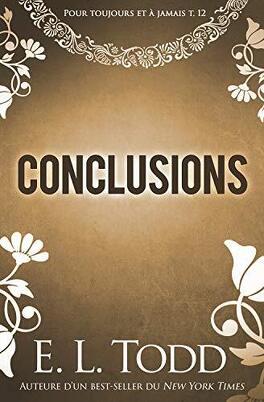 Couverture du livre : Pour toujours et à jamais, Tome 12 : Conclusions
