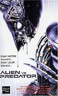 Couverture de AVP Alien vs Predator