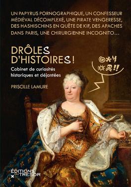 Couverture du livre : Drôle(s) d'Histoire(s)