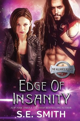 Couverture du livre : L'Alliance, Tome 6 : Edge of Insanity