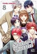 Shinobi Quartet, Tome 8