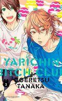 Yarichin ☆ Bitch Club, Tome 2