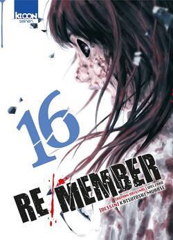 Couverture de Re/Member, tome 16