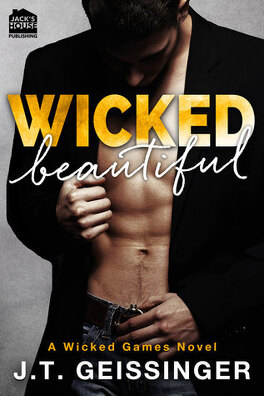 Couverture du livre : Wicked Games, tome 1 : Wicked Beautiful