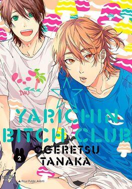 Couverture du livre : Yarichin ☆ Bitch Club, Tome 2