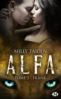 Couverture de A.L.F.A., Tome 2 : Frank