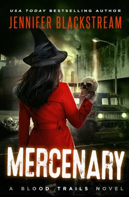 Couverture du livre : Blood Trails, Tome 5: Mercenary